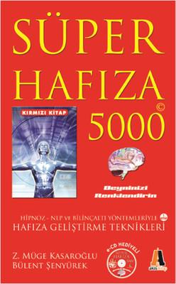 Süper Hafıza 5000 - E- CD Hediyeli (Kırmızı)