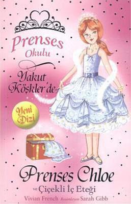 Prenses Okulu 13 - Chole ve Çiçekli İç Eteği