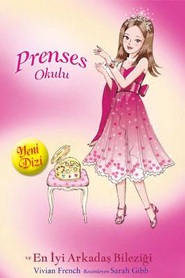 Prenses Okulu 14 - Jessica ve En İyi Arkadaş Bileziği