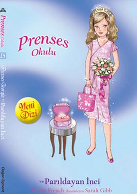 Prenses Okulu 15-Yakut Köşkler'de - Prenses Georgia ve Parıldayan İnci