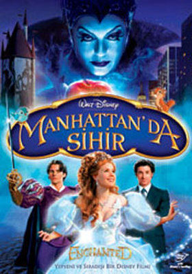 Enchanted - Manhattan'da Sihir