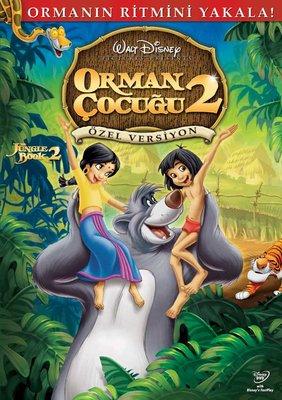 Jungle Book 2 Special Edition - Orman Çocugu 2 Özel Versiyon (SERI 2)