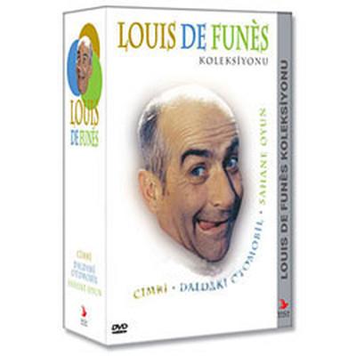 Louis De Funes Kolleksiyonu