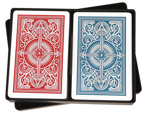 Kem Oyun Karti 2'li Set (Jumbo Harf)