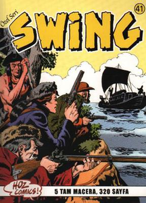 Swing Sayı 41 (5 Macera) Kötürümün Sandığı