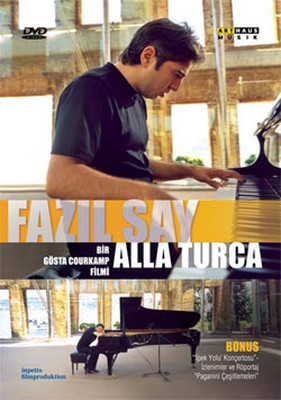 Fazıl Say: Alla Turca