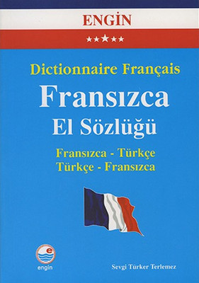 Dictionnaire Français - Fransızca El Sözlüğü