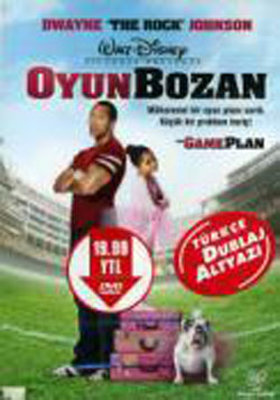 The Game Plan - Oyunbozan