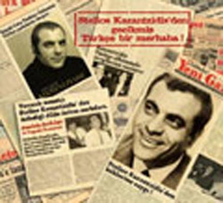 Stelios Kazantzidis den Gecikmiş Türkçe Bir Merhaba