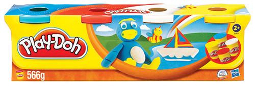 Play-Doh Dörtlü Hamur No:3 22114