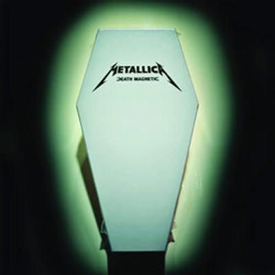 Death Magnetic De Luxe Coffin Box (large size t-shirt)