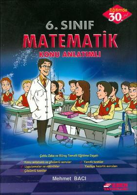 Esen 6. Sınıf Matematik Konu Anlatımlı