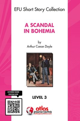 A Scandal In Bohemia - Level 3 - Cd li