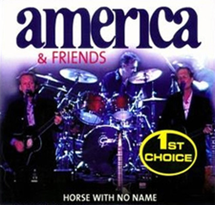 America & Friends - CD