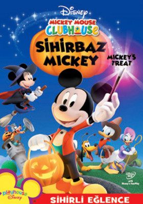 Mickey Mouse Clubhouse: Mickey's Treat - Mickey Mouse Clubhouse: Sihirbaz Mickey