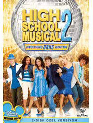 High School Musical 2: 2 Disc Special Edition - High School Musical 2:Iki Disk Özel Versiyon(SERI 2)