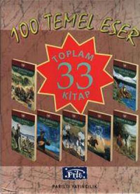 Parıltı 100 Temel Eser -Lise/Kutulu -33 Kitap