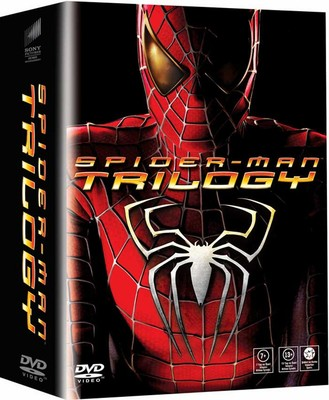 Spider Man Trilogy Box Set - Spider Man Üçleme Özel Set