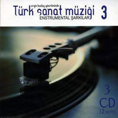 Türk Sanat Müziği 3 Enstrumantel Şarkılar 3 CD BOX SET