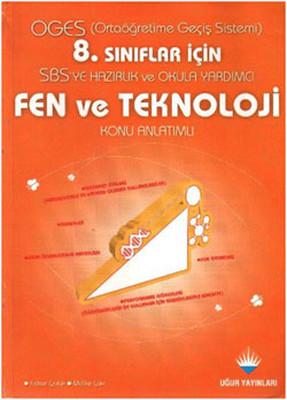 SBS-8 Fen ve Teknoloji Konu Anlatımlı