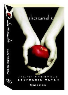 Alacakaranlık - Alacakaranlık serisi 1.Kitap