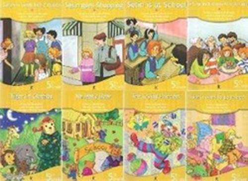 5.Sınıflar için Hikaye Seti - 8 kitap Cd'li