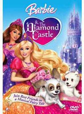 Barbie Diamond Castle - Kristal Sato