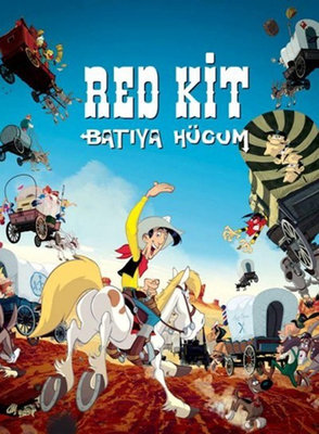 "Go West : A Lucky Luke Adventure-Red Kit ""Batiya Hucüm"""