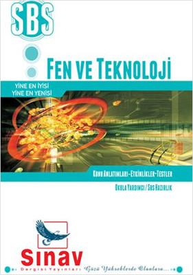 8. sınıf SBS Fen ve Teknoloji Konu Anlatımlı Soru Bankası