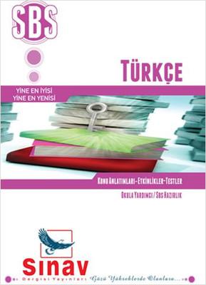 8. Sınıf SBS Türkçe Konu Anl. Soru Bankası
