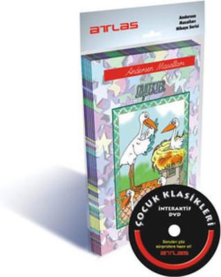 Andersen Masalları Hikaye Serisi 10 Kitap+DVD