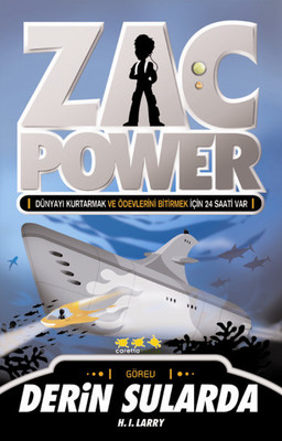 Zac Power 5 - Derin Sularda