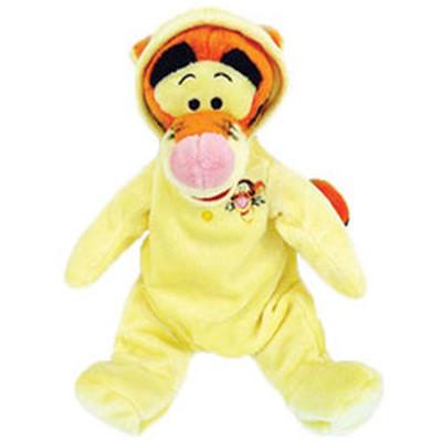 "Winnie The Pooh Tigger In Full Romper Suit 10"" Unique Velboa Lf/0600882"