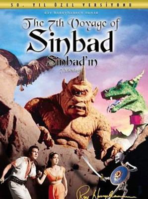 7th Voyage Of Sinbad 50th Anniversary Edition - Sinbad'ın 7. Yolculuğu 50. Yıl Özel Versiyon