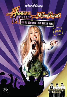 Hannah Montana And Miley Cyrus Best Of Both Worlds - Hannah Montana Ve Miley Cyrus Her Iki Dünyanin