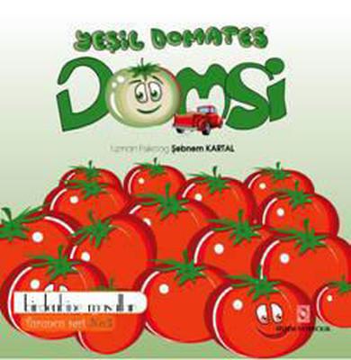 Yeşil Domates Domsi