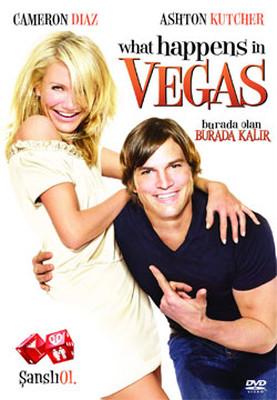 What Happens In Vegas - Burada Olan Burada Kalir