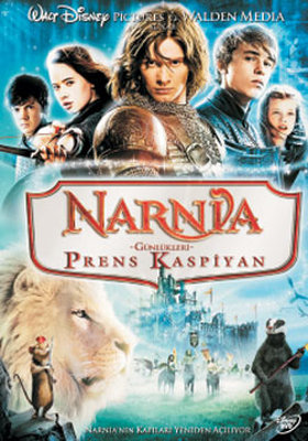 Chronicles Of Narnia: Prince Caspian 1 Disc - Narnia Günlükleri: Prens Kaspiyan (SERI 2)