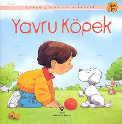 Erken Çocukluk Kitaplığı-Yavru Köpek