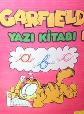 Garfield Yazı Kitabı - 1