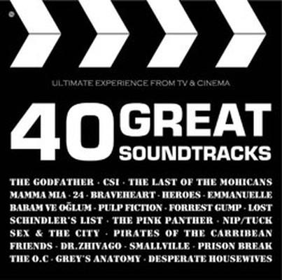 40 Great Soundtracks