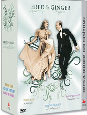 Fred Astaire & Ginger  Rogers  DVD Set