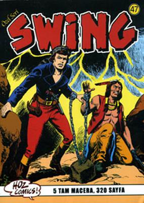 Swing Sayı 47 (5 Macera) Şeytani İlaç