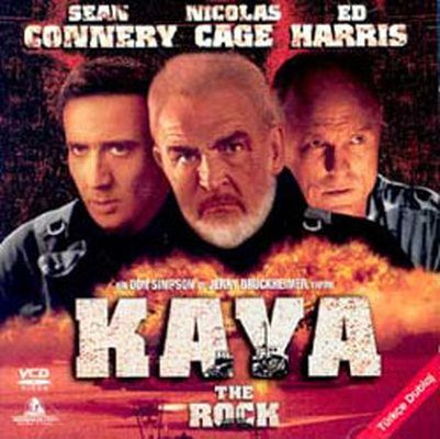 The Rock - Kaya