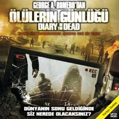 Diary Of The Dead - Ölülerin Günlügü