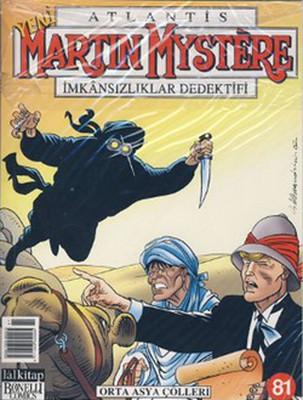 Martin Mystere Sayı - 81