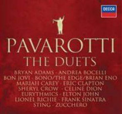 Pavarotti- The Duets