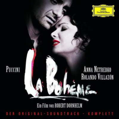 Puccini: La Bohem,Soundtrack
