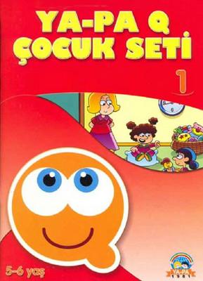 Q Çocuk Seti 1 (5-6)yaş