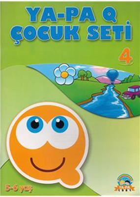 Q Çocuk Seti 4 (5-6)yaş